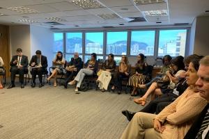 Primeira reunião do ano do Comitê Trabalhista e Previdenciário do Rio de Janeiro 22/02/2019